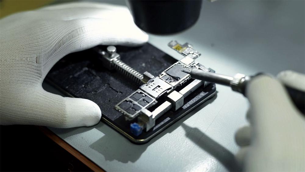 curso de conserto de celular